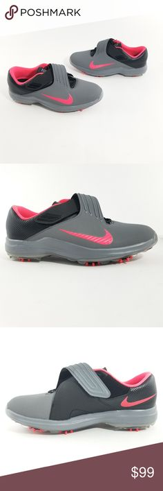 Nike Tiger Woods Mens Spike Grip Golf Shoes XX2