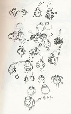 Bug Party on Behance