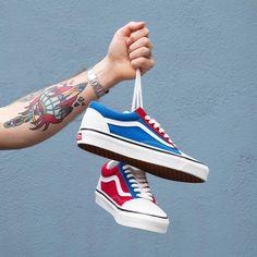 Vans Oldskool 36 Vans Slip On, Rubber Shoes, Bmx, Skateboard, Sneakers, Sneaker, Skateboards, Bicycles, Cross Training Shoes