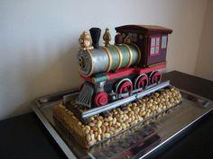 Locomotive+cake