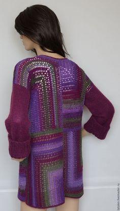 Кофты и свитера ручной работы. Пуловер
