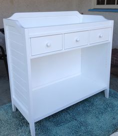 Refinished Pottery Barn Baby Changing station - Los Angeles, CA (San Fernando Valley)