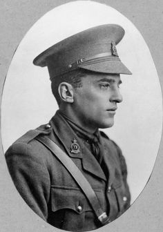 WW1. 2nd Lieutenant Frank Douglas Sowerby, died of wounds 1 August 1916, Somme. Unit: 4th (Queen's Own) Hussars, Special Reserve, attached to the 18th Battalion, Lancashire Fusiliers. © IWM ( HU 126737)