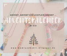 Mami und Bebii: Adventskalender für Kinder - Ideen für die Füllung...