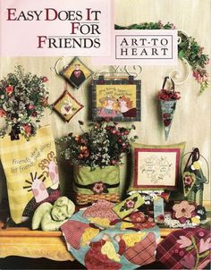 Art to Heart - Easy Does it For Friends - Petra Budag - Веб-альбомы Picasa