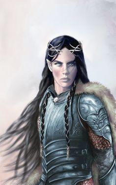 Maeglin Lomion by Ladyoftheflower.deviantart.com