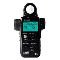 Light Meters - Helix Camera & Video