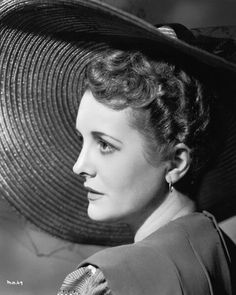 American actress Mary Astor 1941