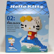 Blocks in Character Family:Hello Kitty, Gender:Girls | eBay