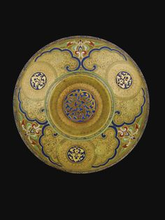 An exceptional Mamluk Revival mosque lamp by Philippe-Joseph Brocard, Paris, 1880-90 | Lot | Sotheby's