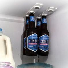 Magnetic Beer BottleLoft