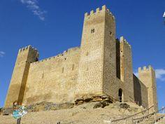 Castillo Sádaba, Zaragoza, España