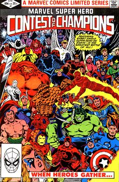TOP 100 COVERS OF THE BRONZE AGE (1971-1985) - Comic Vine