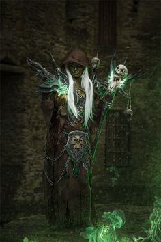 Female Guldan from World of Warcraft Cosplay http://geekxgirls.com/article.php?ID=8249