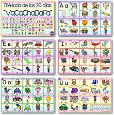 PDF de aprendiendo a leer en 20 días alta calidad para imprimir. Qué es el Método de los 20 Días de Lectura. Archivos del Método de los 20 Días. Mejores Métodos para enseñar a leer. Materiales para utilizar el Método para aprender a leer. Material del Método creado y compartido por la Maestra Nayely Castañeda. Kindergarten, Mariana, Read And Write, Writing Assignments, Kindergartens, Preschool, Preschools, Pre K, Kindergarten Center Management