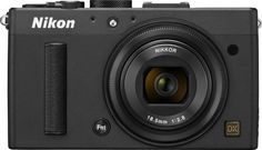 Nikon Coolpix A Advanced Point & Shoot Camera 16.2 MP,Sensor Type CMOS,Lithium Battery,LCD Size 3 lowest price in India on February 2017   On Paisaone