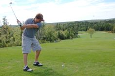 Golf on our beautiful river side 18 hole golf course - River Hills Golf & County Club  Kathy Johnson Photo  http://www.riverhillsgolf.ca/