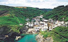 Portloe, Cornwall, England, United Kingdom Perhaps one of the most beautiful villages in the world. (Hmm, sounds very inviting.must look into it before I head back to England) Cornwall England, Devon And Cornwall, Yorkshire England, Yorkshire Dales, England Uk, London England, Places In Cornwall, Cornwall Hotels, Places To Travel