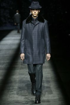 Brioni Fall 2016 Menswear Fashion Show