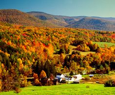 Bartholomew's Cobble in the rolling hills of the Berkshires ~ western MA.