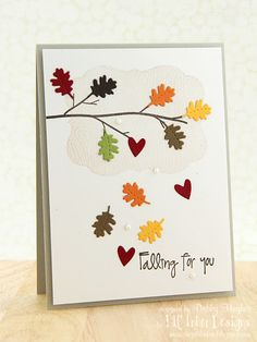 Simple Autumn leaves
