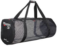 Mares Cruise Mesh Duffle Bag Rinse Gear in Bag All Mesh Gear   Bag Dry Fast  Compact to Store Long Fins Fit Wrap Around Carry Handles 2727cf3ea2d90