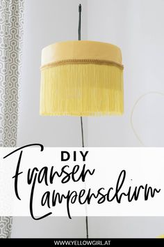 Lamps highlight your home decor and finish off the look, and boho lamps easily fit not only boho spaces. Lets DIY a boho lamp or a boho lampshade! Fabric Lampshade, Lampshades, Outdoor Light Fixtures, Outdoor Lighting, Lighting Ideas, Diy Chandelier, Chandeliers, Hanging Pendants, Boho Diy