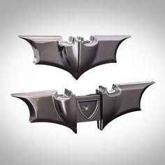 The Batman Collapsible Desk Clock - WARNER BROS: FILM REPLICAS AND MEMORABILIA - Live Events
