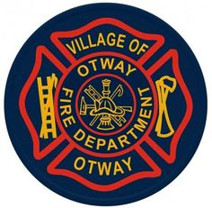 Otway Fire Department Logo