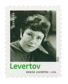 2012 45c Denise Levertov-20th Cent Poet - Catalog # 4661 For Sale at Mystic Stamp Company