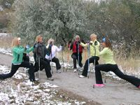 Nordic Walking | Boulder, Colorado | RallySport Health and Fitness Club
