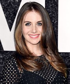 Alison Brie On Get Hard & Quoting Will Ferrell Movies #refinery29  http://www.refinery29.com/alison-brie-interview
