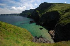 Carrick-a-Rede in Northern Ireland..amazing.