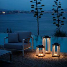 Landscape Lighting, Outdoor Lighting, Outdoor Flooring, Outdoor Landscaping, Outdoor Spaces, Wind Turbine, Lights, Zen, Home Decor
