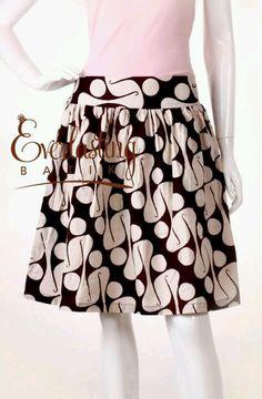 Indonesian Batik Dress Long Skirt Beach Wear Multifunction