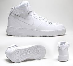 Nike Air Force 1 Mid Trainer