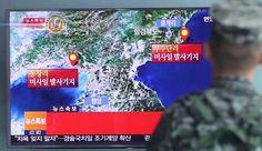 Grupo norte-americano suspeita de atividade nuclear na Coréia do Norte. Uma equipe da universidade norte-americana que monitora a Coréia do Norte diz que...