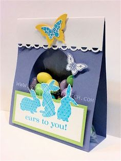 Ears to You! Treat HolderSpot that Easter Stamp Set