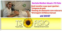 Sorteio para o Rio de Janeiro Ts Fsio mês de Julho