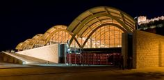 Bodegas Protos · Projects · Rogers Stirk Harbour + Partners