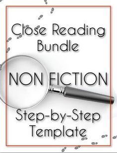 """Close Reading 