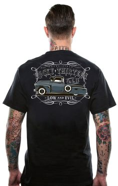 We know you've been waiting for the Lucky 13 Dragger ... get yours today http://leftcoastthreads.com/products/lucky-13-dragger-mens-black-tee-shirt-lm1000dg?utm_campaign=social_autopilot&utm_source=pin&utm_medium=pin Join our rewards program, share & earn points!