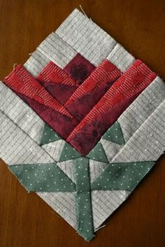 Le plus récent Écran Patchwork quilts Réflexions Paper Pieced Quilt Patterns, Patchwork Fabric, Patchwork Patterns, Quilt Block Patterns, Quilt Blocks, Crazy Patchwork, Patchwork Designs, Patchwork Ideas, Quilt Sets