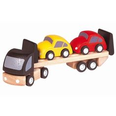 autotransporter plan toys | ilovespeelgoed.nl