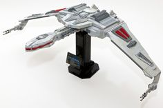 Klingon K'vort Class Bird of Prey