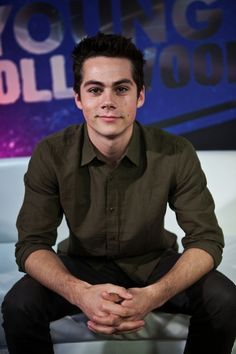 The Many Faces of... — The many faces of Dylan O'Brien: