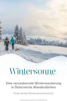 Bist du noch auf der Suche nach einem tollen Weihnachtsgeschenk? Wir haben die Idee: plane eine einzigartige Winterwanderung in neuen Schneelandschaften. Vielleicht ja mit einem Winterpicknick, Schlitten und ganz viel Wintersonne. Entdeckt die schönsten Orte für Winterwanderungen in Österreichs Wanderdörfern Foto: PillerseeTal © defrancesco