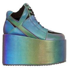ab1b71e08d11 LAStyleRush. Platform SneakersRain ...