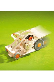 HABA - Erfinder für Kinder - Assembly kit Automobile - In the nature - New Items - Toys & Furniture