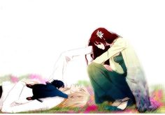 Howl, Sophie and baby by JediClaire.deviantart.com on @deviantART